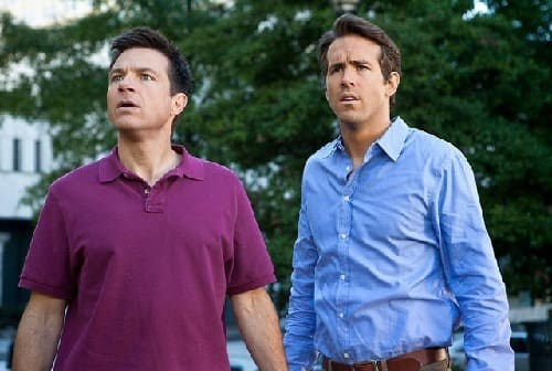 Ryan Reynolds and Jason Bateman in The Change Up