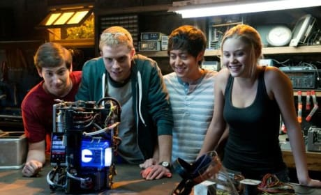 Project Almanac Cast