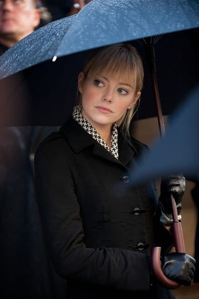 Emma Stone Stars in The Amazing Spider-Man