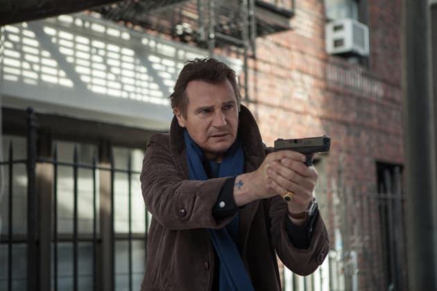A Walk Among the Tombstones Star Liam Neeson
