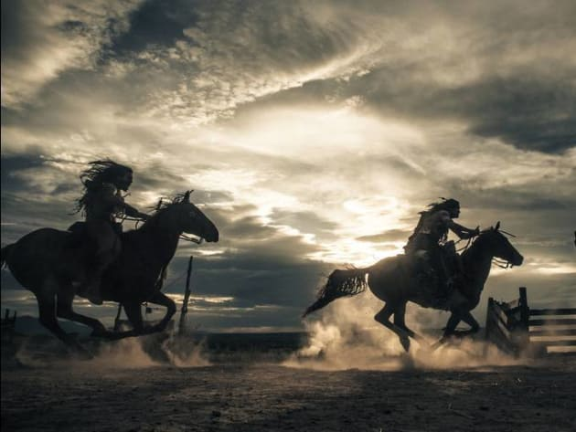 The Lone Ranger Horses