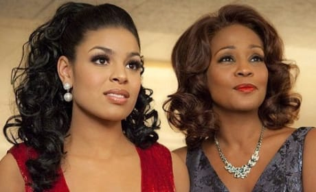 Jordin Sparks and Whitney Houston in Sparkle