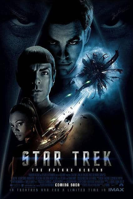 New Star Trek Poster