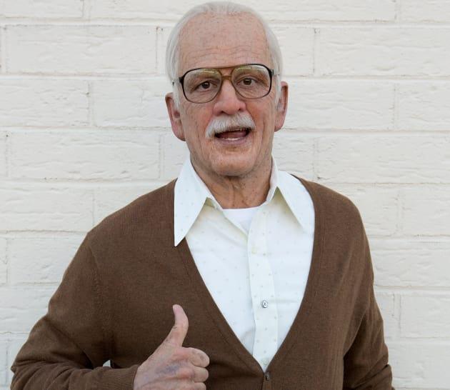Bad Grandpa star Johnny Knoxville
