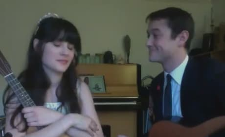 It's a 500 Days of Summer Reunion for Zooey and Joseph