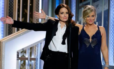 9 Best Amy Poehler & Tina Fey Golden Globe Quotes!