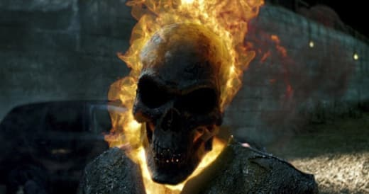 Ghost Rider in Spirit of Vengeance