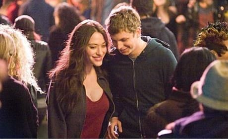 On the Set with Kat Dennings and Michael Cera