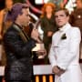 Catching Fire Stanley Tucci Josh Hutcherson
