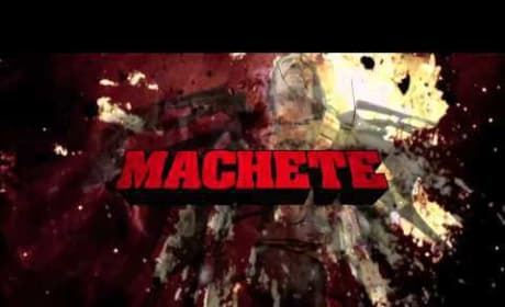 Machete TV Spot #4 Who is the Senator