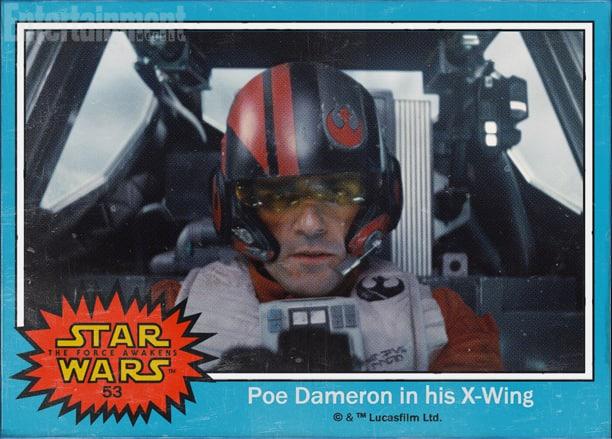 Star Wars: The Force Awakens Poe Dameron