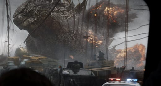 Godzilla Movie Still Photo