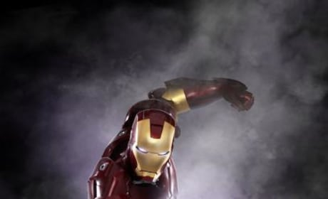 More Iron Man Photos Released