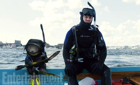 Ted 2 Mark Wahlberg Scuba Diving
