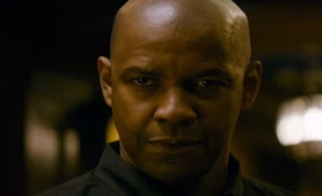 The Equalizer Clip: Denzel Delivers The Hurt