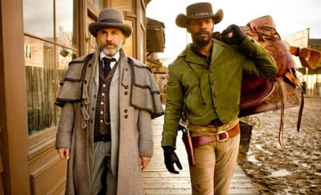 Django Unchained: First Photos!