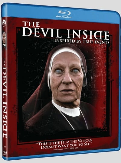 The Devil Inside Blu-Ray