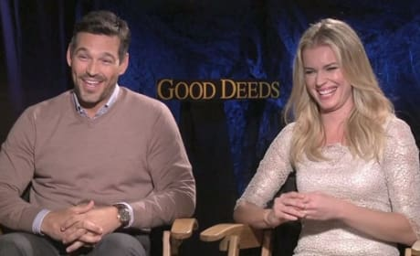 Eddie Cibrian and Rebecca Romijn Interview