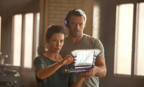 Real Steel: Movie Fanatic Gets Real with Hugh Jackman