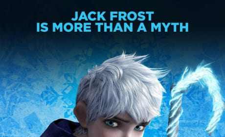 Rise of the Guardians Jack Frost Poster