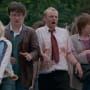 Simon Pegg in Shaun of the Dead