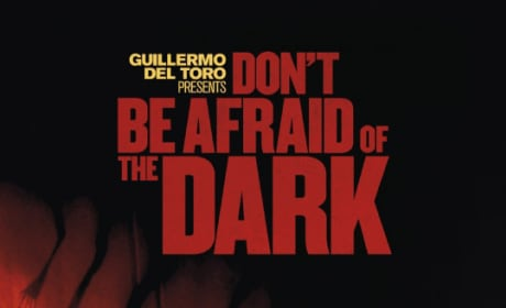 Don't Be Afraid of the Dark UK Poster: Released