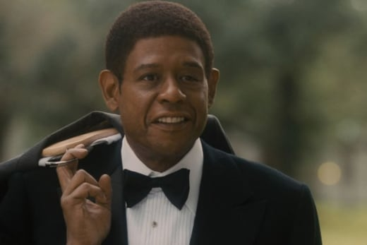The Butler is Forest Whitaker