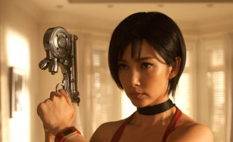Li Bingbing Resident Evil: Retribution
