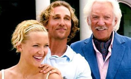 Kate Hudson and Matthew McConaughey Dish on Fool's Gold