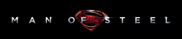 Man of Steel Title Banner