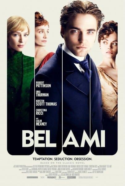 Bel Ami Movie Poster