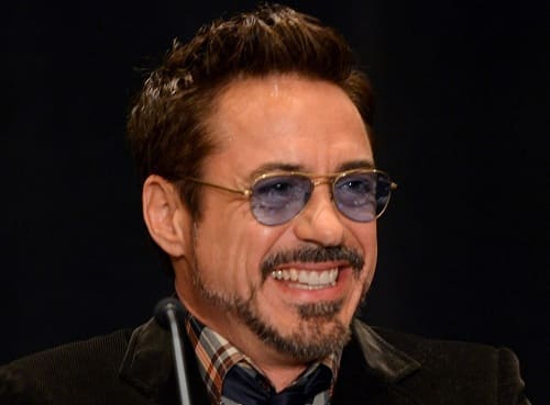 Robert Downey Jr. Comic-Con