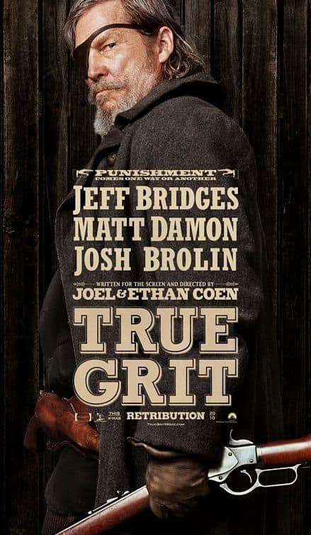 True Grit Bridges Banner