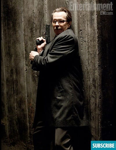 Gary Oldman in The Dark Knight Rises