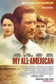 My All American Movie Poster