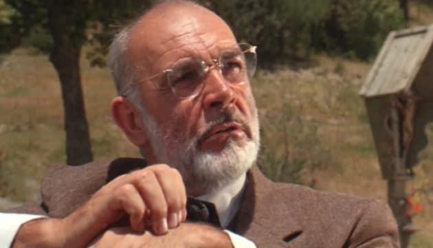 Sean Connery as Gandalf?