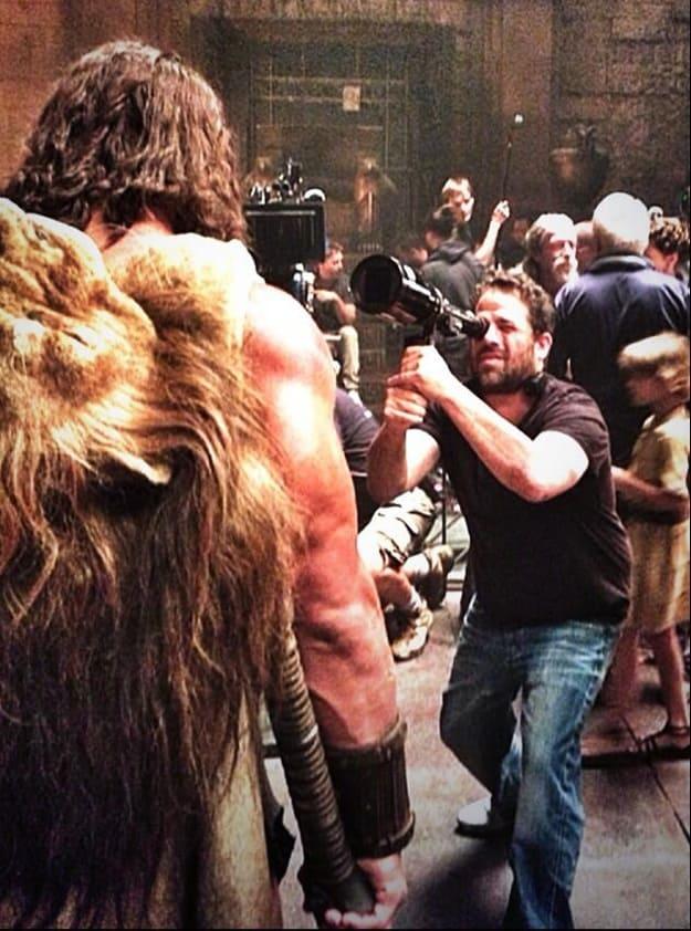 Hercules Dwayne Johnson Brett Ratner