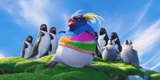 Happy Feet 2: Ramon is Robin Williams