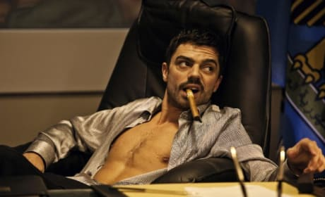 Interview: Dominic Cooper On His Dual Personality Role