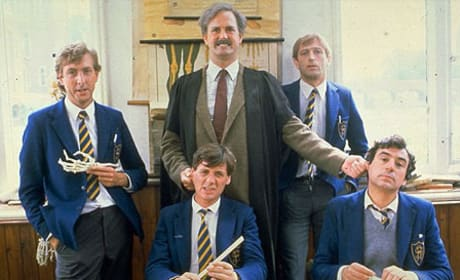 Monty Python Gang Will Reunite for Absolutely Anything