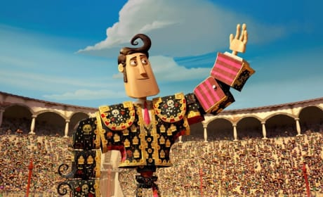 "Book of Life: Guillermo del Toro Talks Loving ""Lost Causes"""