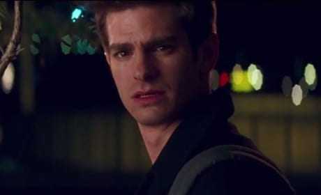 Peter Parker The Amazing Spider-Man 2