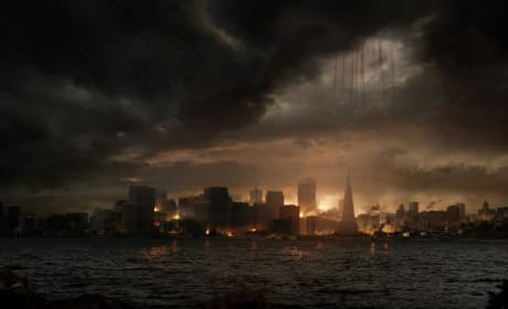 Godzilla Trailer Photo