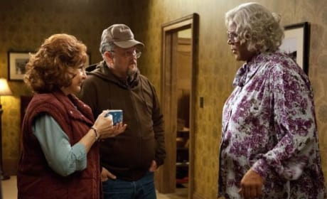 A Madea Christmas Tyler Perry Larry the Cable Guy