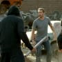 Paul Walker Brick Mansions Action Shot