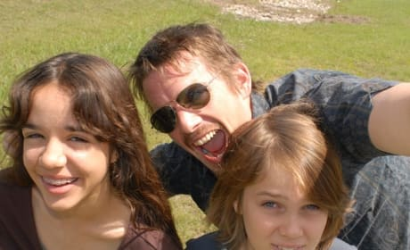 Boyhood Ethan Hawke Ellar Coltrane Lorelei Linklater