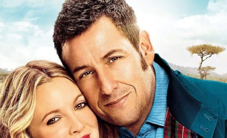 "Blended: Adam Sandler & Drew Barrymore Talk How Chemistry Has ""Gotten Hornier"""