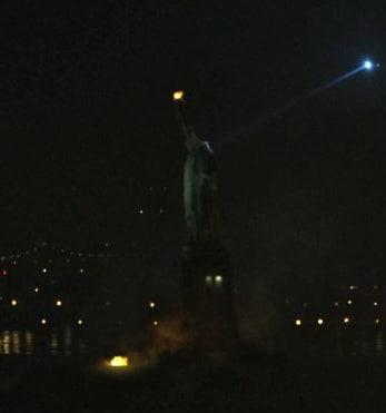 Headless Statue of Liberty