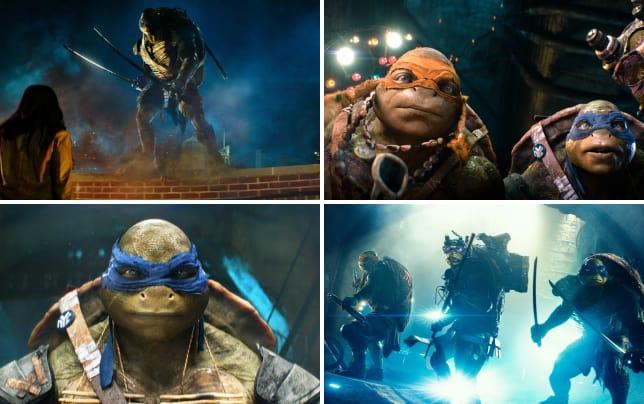 Teenage mutant ninja turtles megan fox