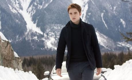 Breaking Dawn Part 2: Robert Pattinson Bites into His Future